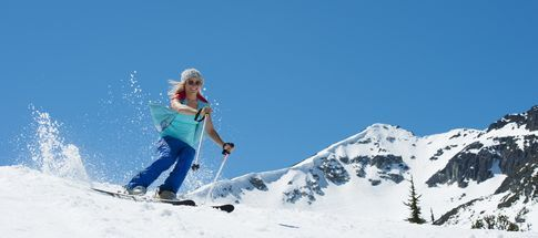 skiing-in-the-summertime