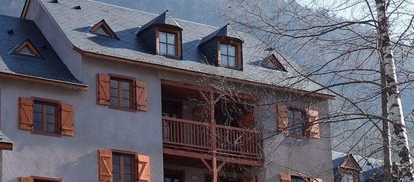 Location Residence A Cauterets En Ete Les Chalets D Estive Nemea
