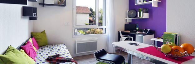 Location résidence étudiante Résidence Lyon 8 à Lyon - Photo 5