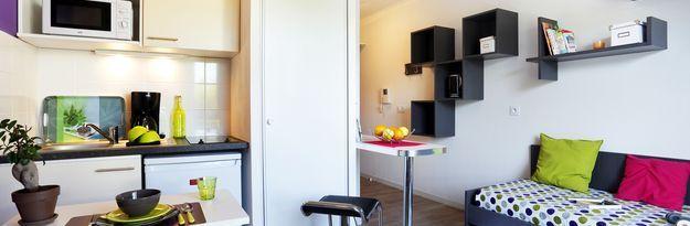 Location résidence étudiante Résidence Lyon 8 à Lyon - Photo 1
