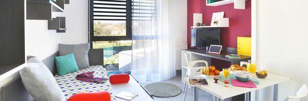 Location résidence étudiante Résidence Aix Campus 1 à Aix-en-Provence - Photo 4