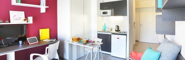 Location résidence étudiante Résidence Aix Campus 1 à Aix-en-Provence - Photo 5