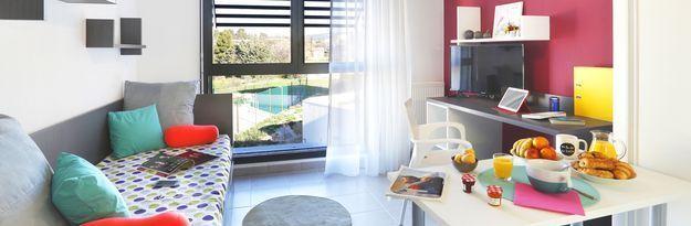 Location résidence étudiante Résidence Aix Campus 1 à Aix-en-Provence - Photo 1