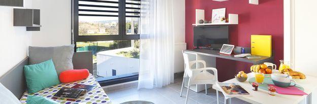 Location résidence étudiante Résidence Aix Campus 1 à Aix-en-Provence - Photo 8