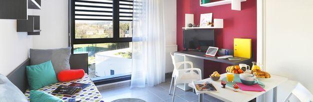 Location résidence étudiante Résidence Aix Campus 1 à Aix-en-Provence - Photo 17