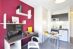 Logements Résidence Aix Campus 1 à Aix-en-Provence - Photo 5