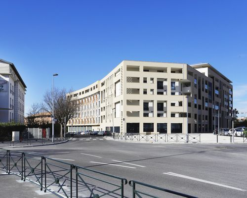 Student residence rental Aix Campus 1 à Aix-en-Provence