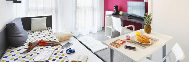 Location résidence étudiante Résidence Aix Campus 2 à Aix-en-Provence - Photo 1