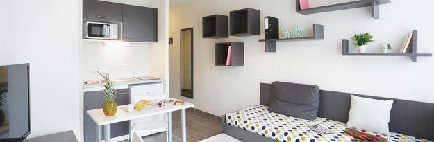 Location résidence étudiante Résidence Aix Campus 2 à Aix-en-Provence - Photo 2