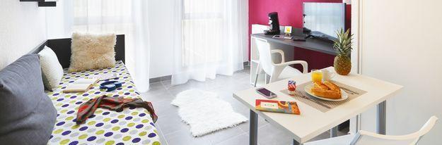 Location résidence étudiante Résidence Aix Campus 2 à Aix-en-Provence - Photo 6