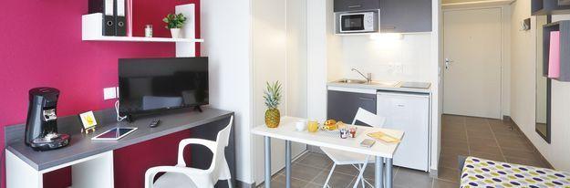 Location résidence étudiante Résidence Aix Campus 2 à Aix-en-Provence - Photo 5