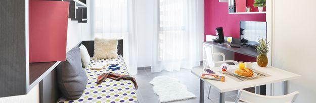 Location résidence étudiante Résidence Aix Campus 2 à Aix-en-Provence - Photo 3