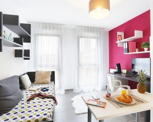 Student residence rental Aix Campus 2 à Aix-en-Provence