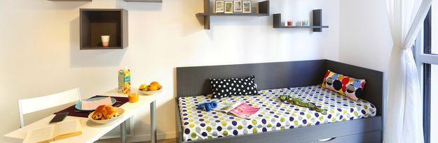 Student residence rental Résidence Caen Campus 1 à Caen - Photo 4