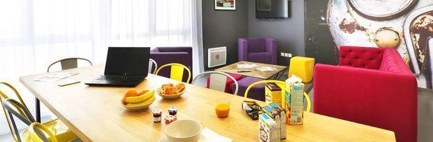 Student residence rental Résidence Caen Campus 1 à Caen - Photo 8
