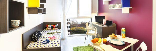 Student residence rental Résidence Caen Campus 1 à Caen - Photo 6