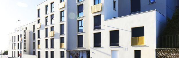 Student residence rental Résidence Caen Campus 1 à Caen - Photo 11