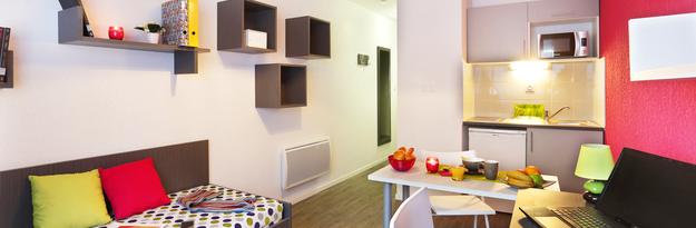 Location résidence étudiante Résidence Aix Sainte Victoire à Aix-en-Provence - Photo 1