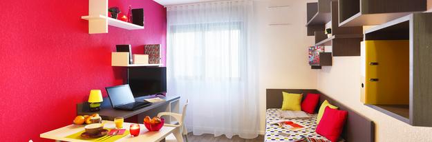 Location résidence étudiante Résidence Aix Sainte Victoire à Aix-en-Provence - Photo 5