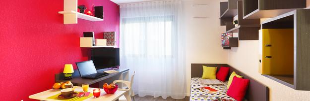 Student residence rental Résidence Aix Sainte Victoire à Aix-en-Provence - Photo 5