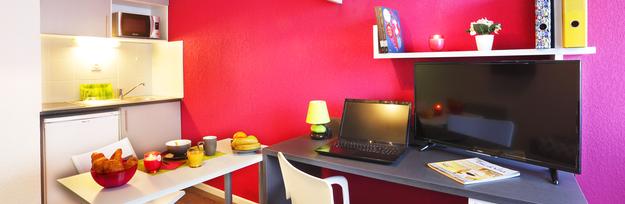Location résidence étudiante Résidence Aix Sainte Victoire à Aix-en-Provence - Photo 3