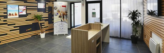 Student residence rental Résidence Caen Beaumois à Caen - Photo 6