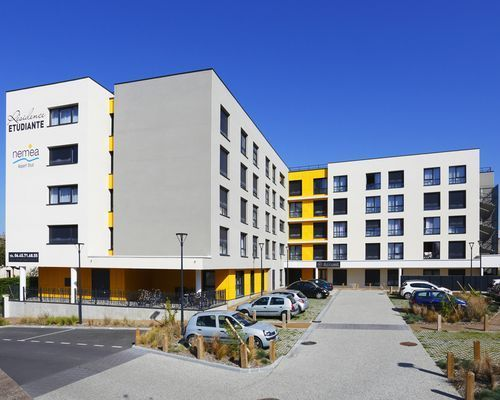 Location résidence étudiante Caen Beaumois à Caen