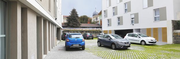 Student residence rental Résidence Clermont Centre à Clermont-Ferrand - Photo 12