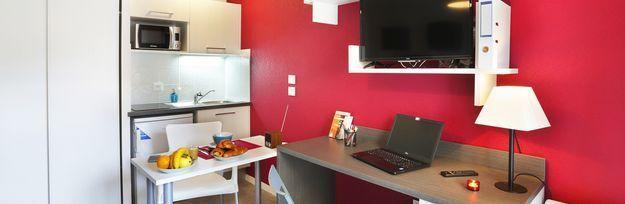 Student residence rental Résidence Clermont Centre à Clermont-Ferrand - Photo 1