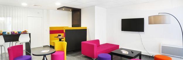 Student residence rental Résidence Clermont Centre à Clermont-Ferrand - Photo 2
