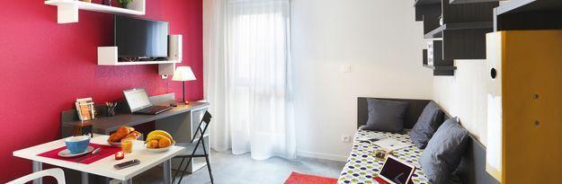 Student residence rental Résidence Clermont Centre à Clermont-Ferrand - Photo 10