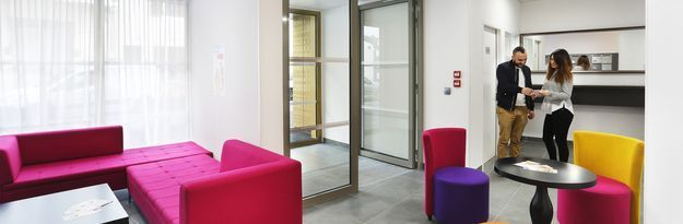 Student residence rental Résidence Clermont Centre à Clermont-Ferrand - Photo 8