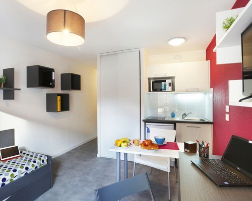 Student residence rental Clermont Centre à Clermont-Ferrand
