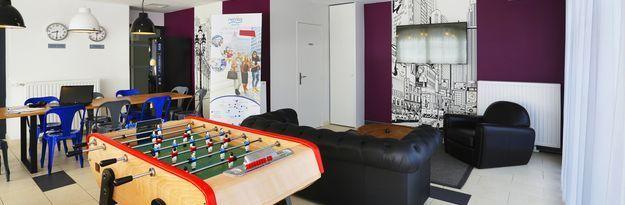 Student residence rental Résidence Créteil Campus à Créteil - Photo 4