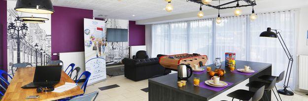 Student residence rental Résidence Créteil Campus à Créteil - Photo 5