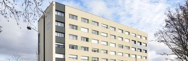 Student residence rental Résidence Rennes Villejean à Rennes - Photo 10