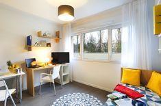 Logements Résidence Rennes Villejean à Rennes - Photo 3