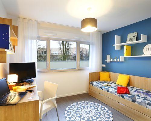 Student residence rental Rennes Villejean à Rennes
