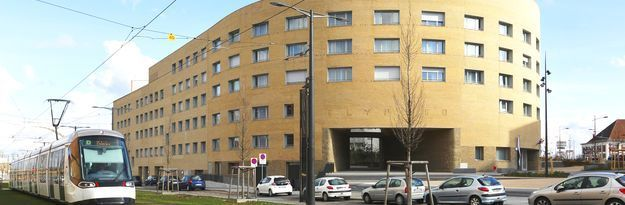 Student residence rental Résidence Strasbourg Elypseo à Strasbourg - Photo 7