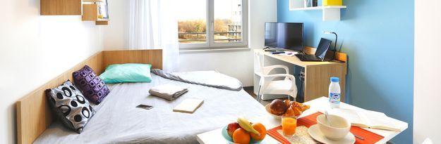 Student residence rental Résidence Strasbourg Elypseo à Strasbourg - Photo 3