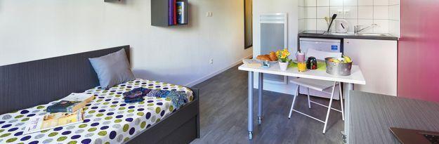 Student residence rental Résidence Dijon Eiffel à Dijon - Photo 4