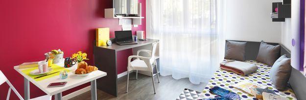 Student residence rental Résidence Dijon Eiffel à Dijon - Photo 9