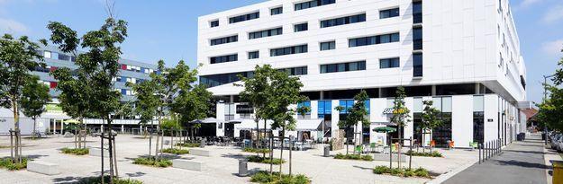 Student residence rental Résidence Eurasanté à Loos Lez Lille - Photo 2