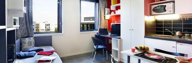 Student residence rental Résidence Eurasanté à Loos Lez Lille - Photo 7