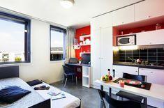Logements Résidence Eurasanté à Loos Lez Lille - Photo 3