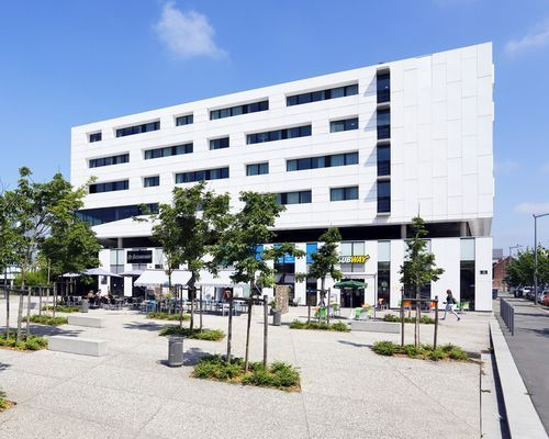 Student residence rental Eurasanté à Loos Lez Lille