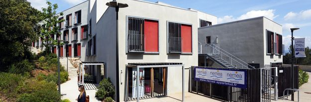 Student residence rental Résidence Le Magister à Biot - Photo 10
