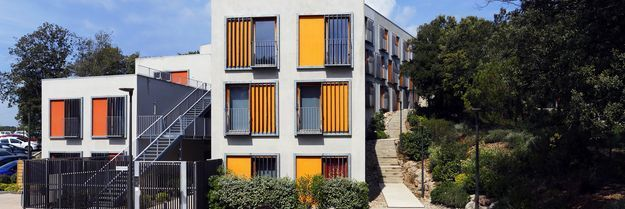 Student residence rental Résidence Le Magister à Biot - Photo 11