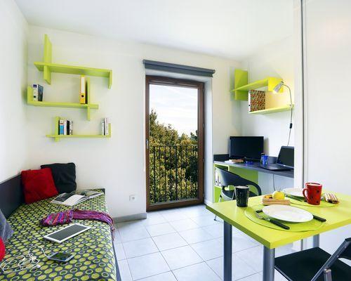 Student residence rental Le Magister à Biot