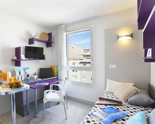Student residence rental Marseille Timone à Marseille
